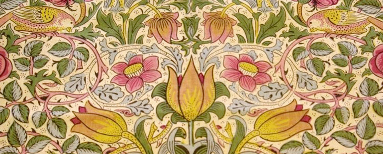 The William Morris Society is currently CLOSED due to COVID-19. See our events pages for online events.