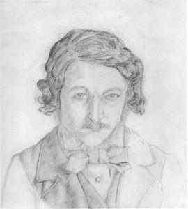 William_morris_self-portrait_1856